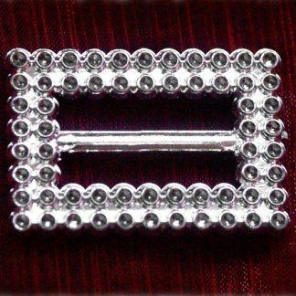 400 szt. Klamra ozdobna (srebrna) BUC3.20 najtaniej