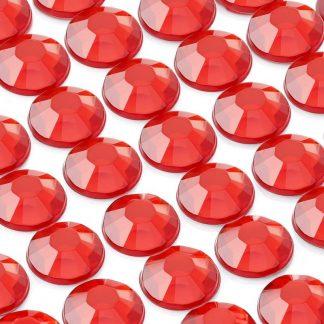 Dżety samoprzylepne niepołączone 8 mm (czerwony) - 260 szt. najtaniej