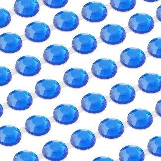 Dżety samoprzylepne połączone 4 mm (niebieski) - 750 szt. najtaniej