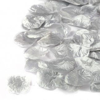 Płatki róż (srebrne) - 100 szt. najtaniej