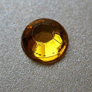 Cyrkonie okrągłe 6 mm (złoty) - 100 szt. najtaniej