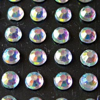 Cyrkonie okrągłe 3 mm (opalizujący) - 176 szt. najtaniej