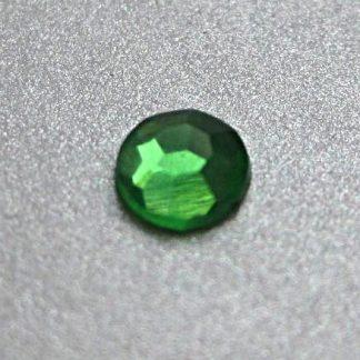 Cyrkonie okrągłe 5 mm (zielony) - 100 szt. najtaniej